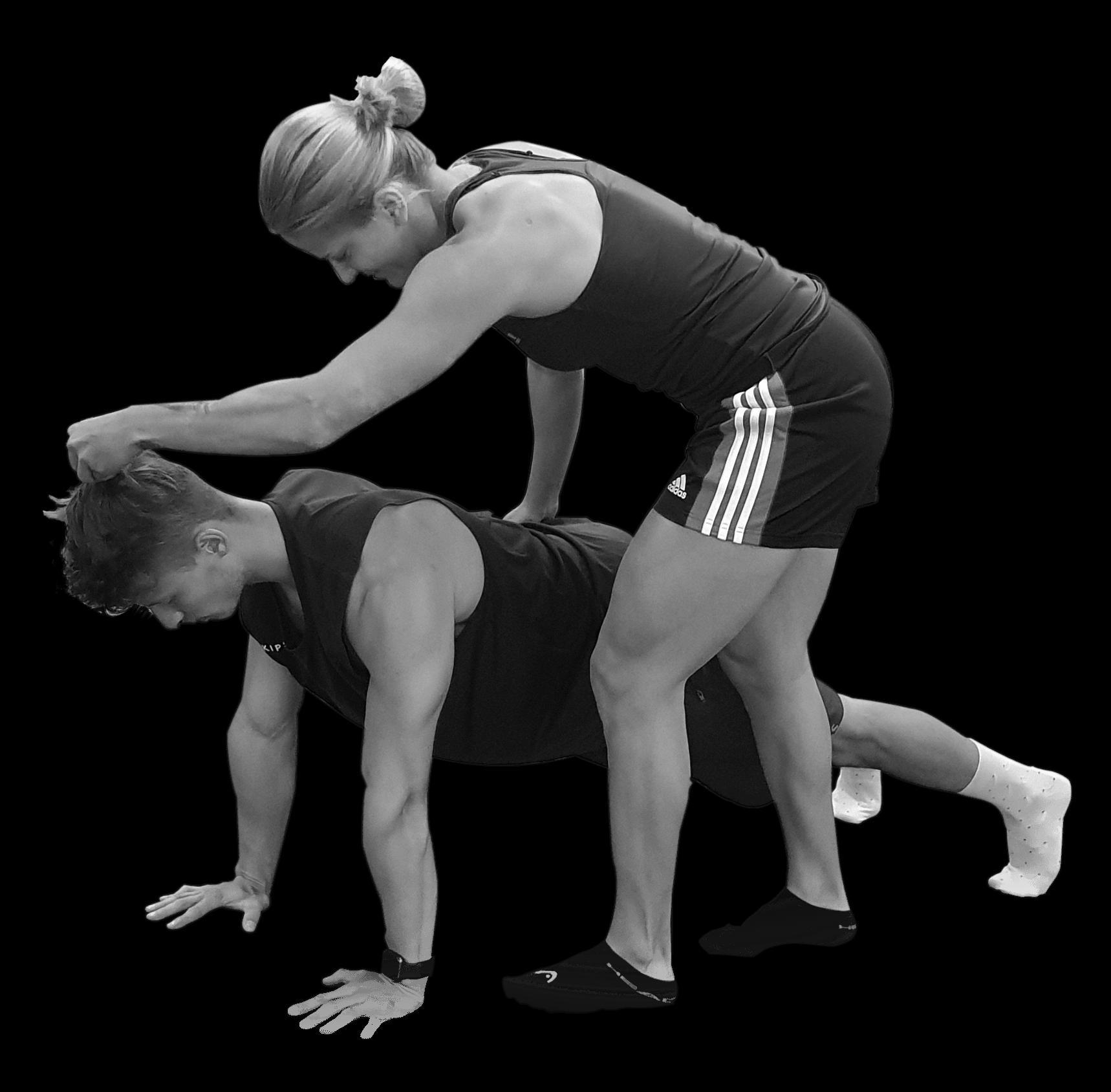 FitNation | Cviky na chudnutie | Súkromný tréner | Fitness centrum | Bratislava