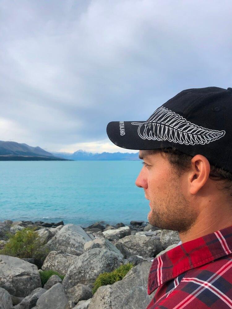 Pukaki jazero na Novom Zélande