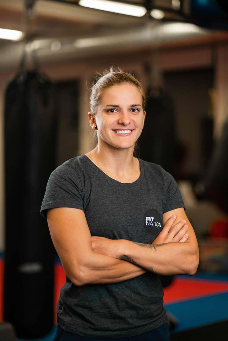 Monika Weigertova FitNation