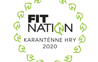 Karanténne hry 2020 logo