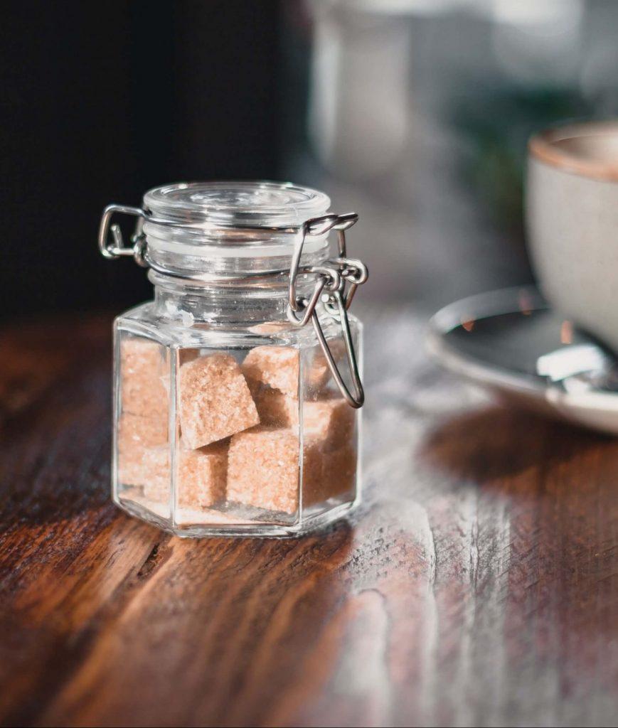cukor vplyv na chudnutie