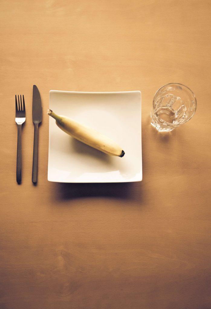 chudnutie porcia