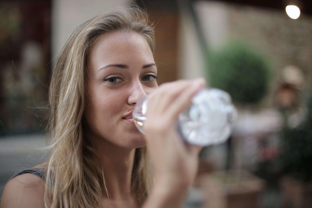 voda režim chudnutie