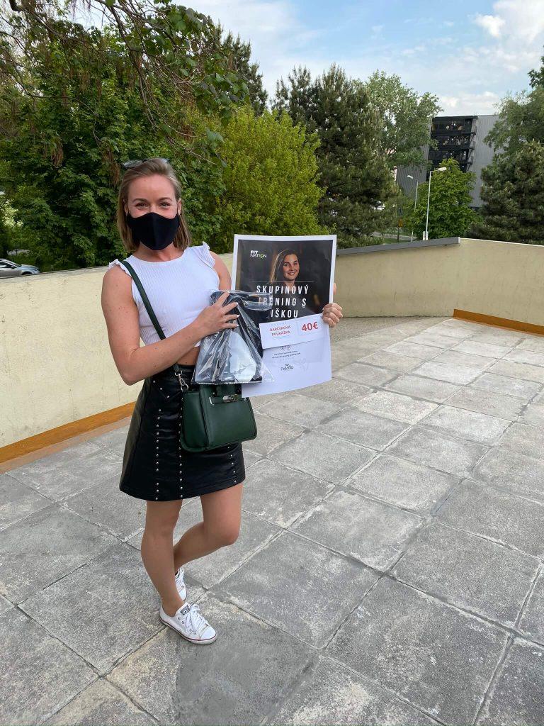 Veronika víťazka Karanténne hry v tipovaní