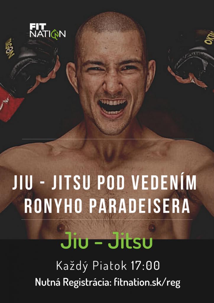 Rony Paradeiser Jiu Jitsu Oktagon