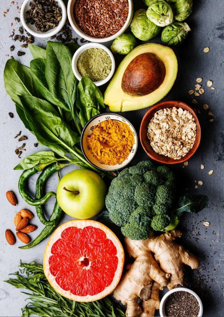 Tuky vyvážená strava